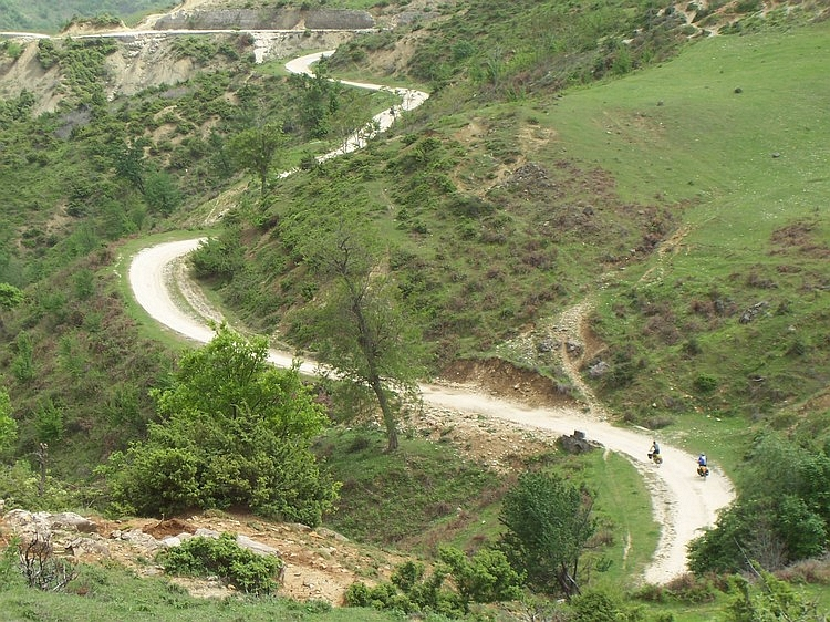The Long and Winding Road to Berat