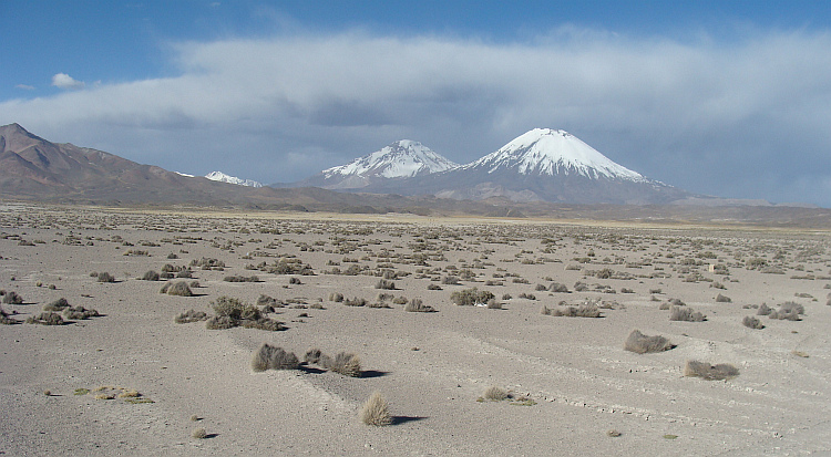 The eerie landscapes of the Altiplano