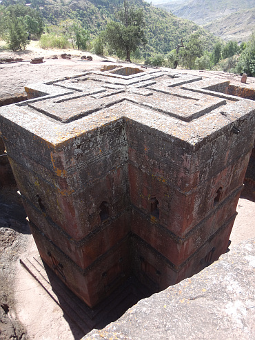 Church in Lalibela