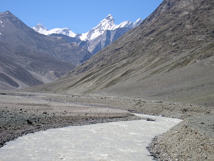 Upper Lahaul Valley