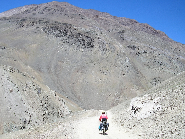 Down to the Spiti Valley