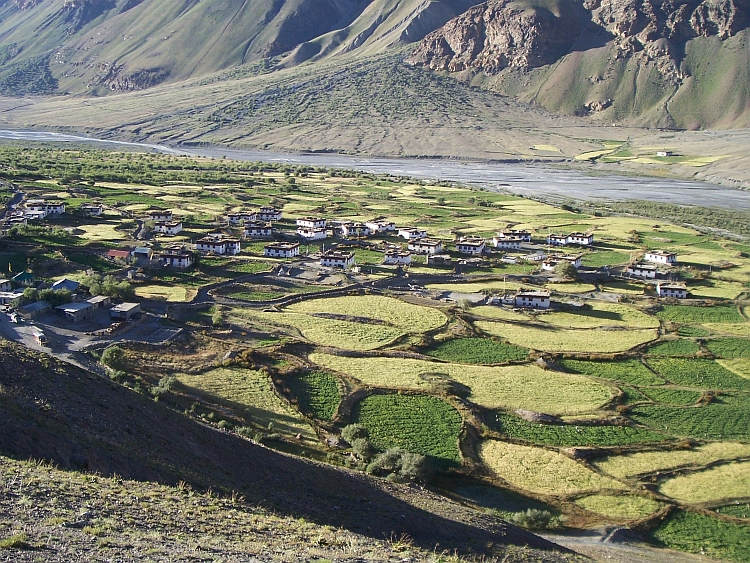 Lhosar, Upper Spiti Valley