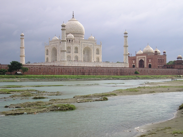 One last cliche: the Taj Mahal, Agra