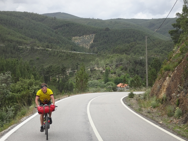 Marco in de Serra de Alvelos