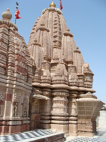 The Jain temple of Osiyan