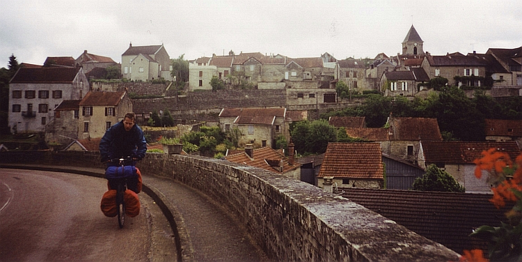 Menno and the rain, Bourgogne