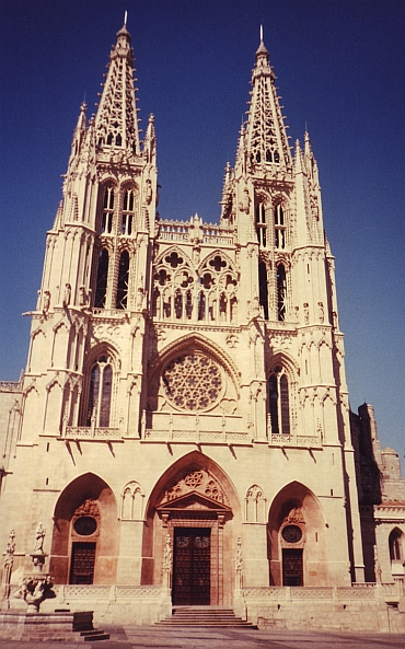 The Cathedral of Burgos